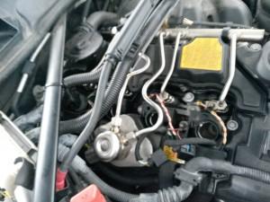 BMW E93 320i N43 Motor 3