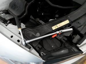 BMW E93 320i N43 Motor 2