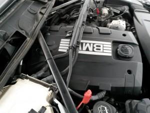 BMW E93 320i N43 Motor 1