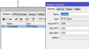 IPVanish VPN with Mikrotik RouterOS | DXSdata